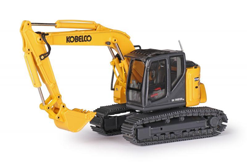 Kobelco SK 140 SRLC-7 Hydraulic Crawler excavator