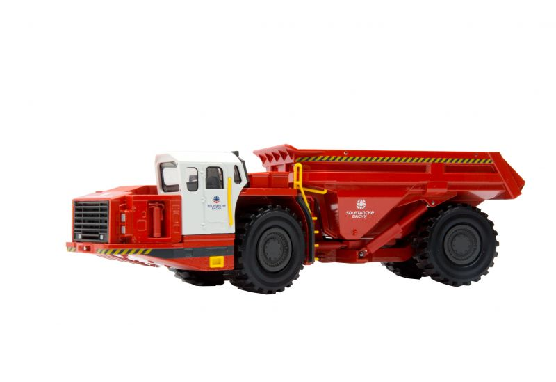Sandvik Dumper TH550