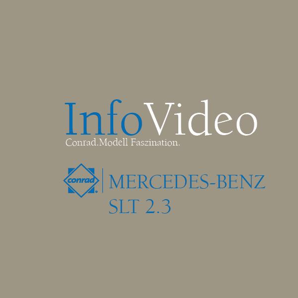 Video Presentation Mercedes-Benz SLT 2.3 Heavy duty tractor