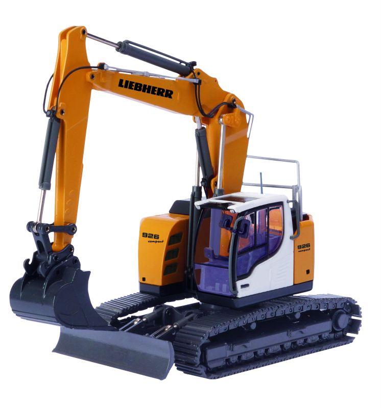 LIEBHERR R926 Compact Crawler excavator