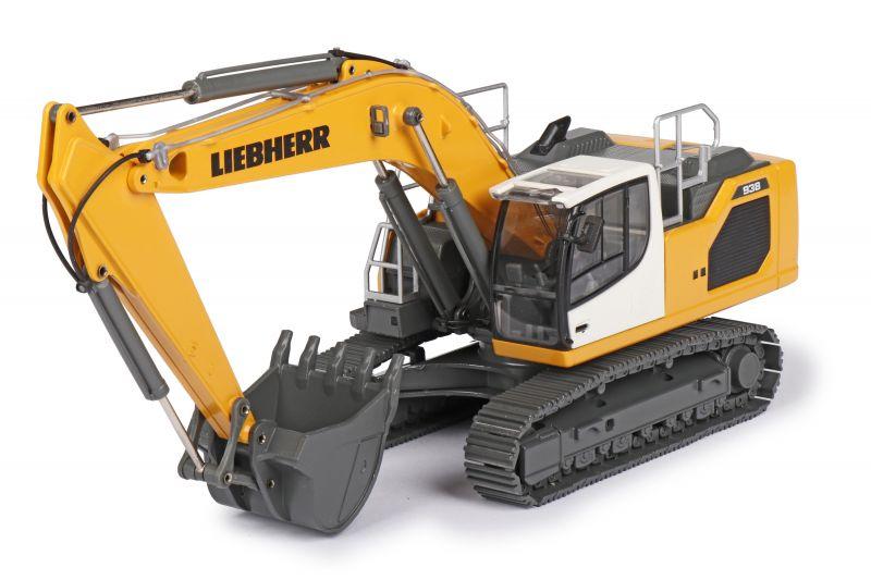 LIEBHERR R 938 V Hydraulic excavator