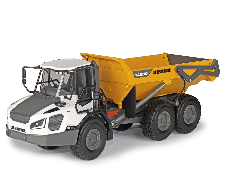 New Model November 2020: Liebherr TA 230 Dumper