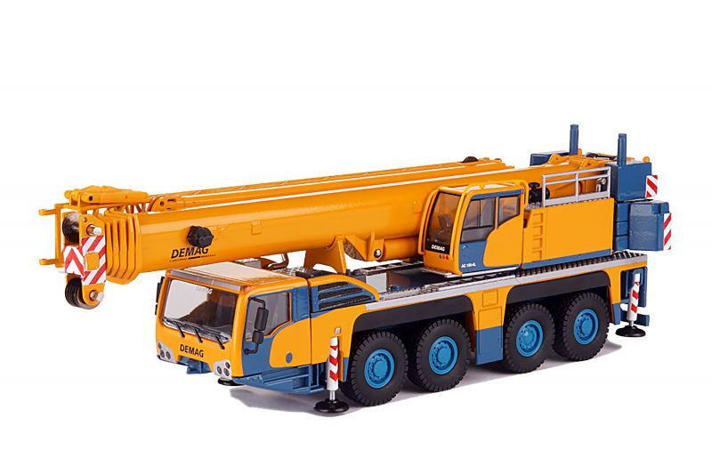 DEMAG AC 100-4L Telescopic crane