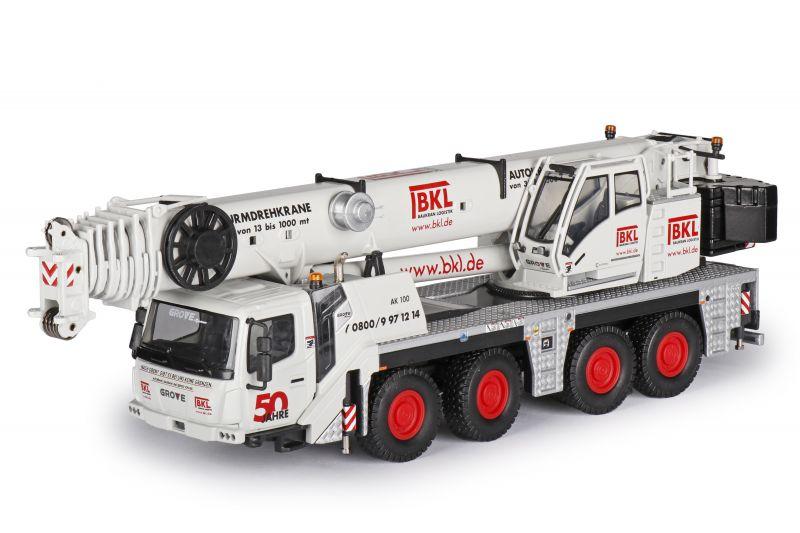 GROVE GMK4100L-1 All-terrain crane