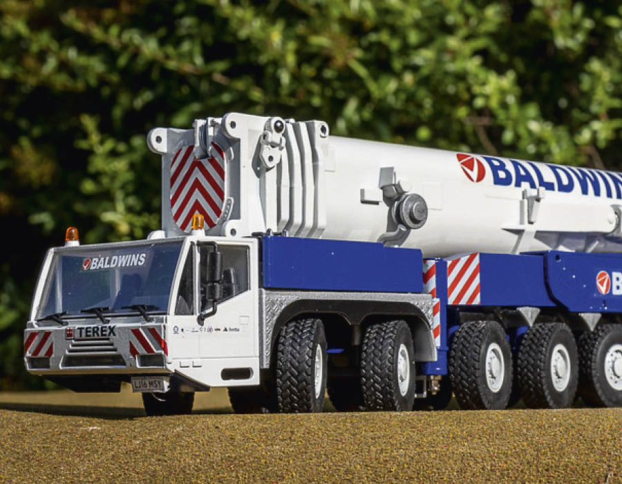 Baldwins Demag AC 1000 - Pre-order until end of Oktober 2020