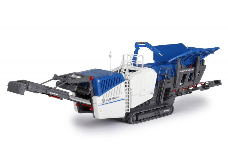 KLEEMANN MOBICAT MC 120 Z PRO Mobile jaw crusher