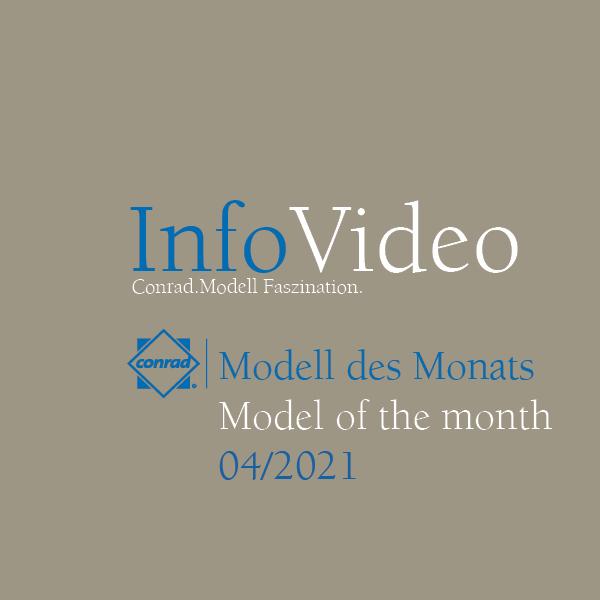 Video Modell des Monats April 2021