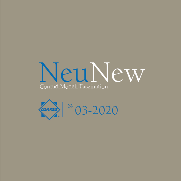 Video Conrad Neuheiten Nr. 3/2020