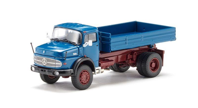 MERCEDES-BENZ LAK 1624 Round bonnet truck 2-axle tipper