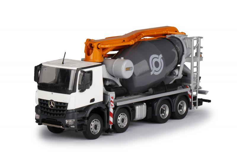 """CIFA MK 28L Truck-mixer pump """"Magnum"""""""