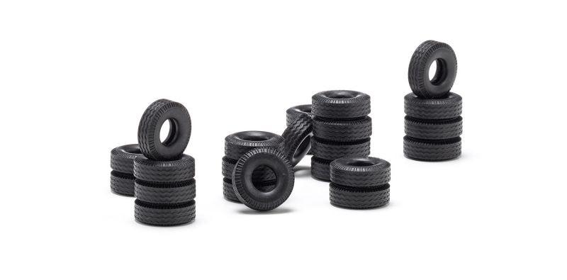 Tire set 17,0 mm Rs (48 pieces)