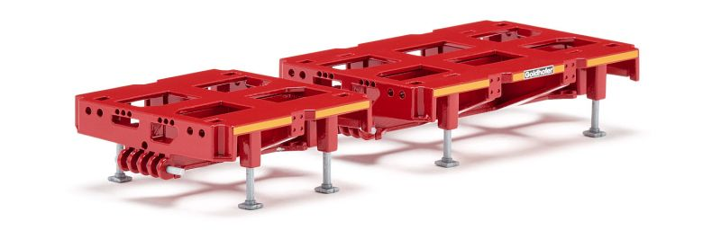 Lift Center 2 axle + 3 axle