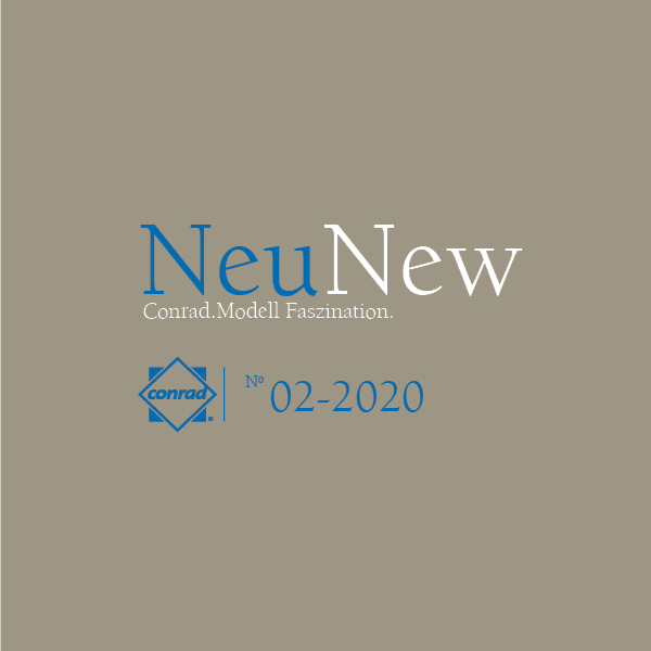 Video Conrad Neuheiten Nr. 2/2020
