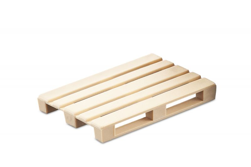 Euro pallet (25 pieces) for models in scale 1:50
