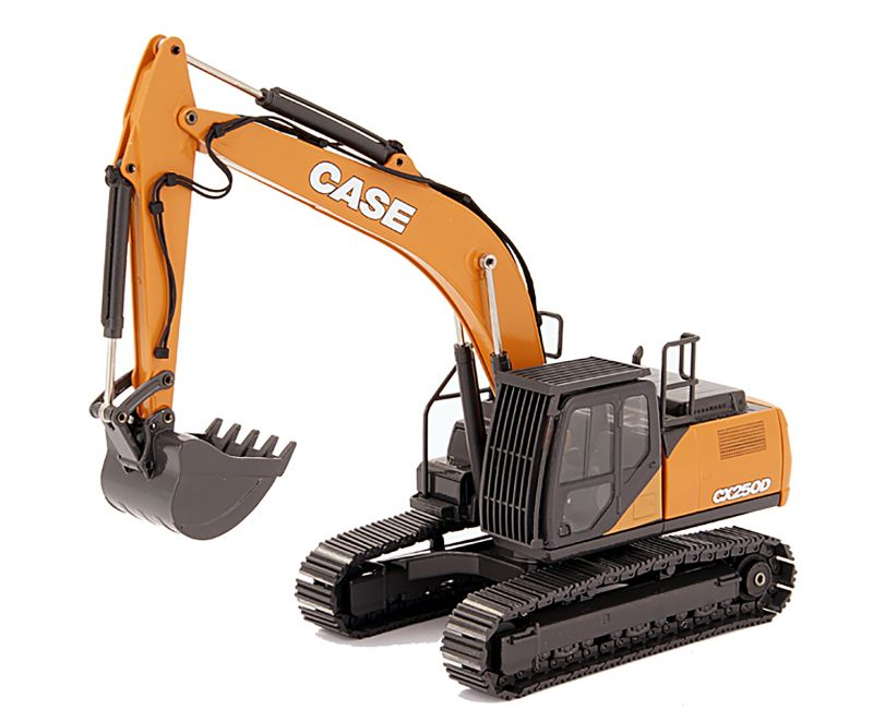 CASE CX250D Raupenbagger