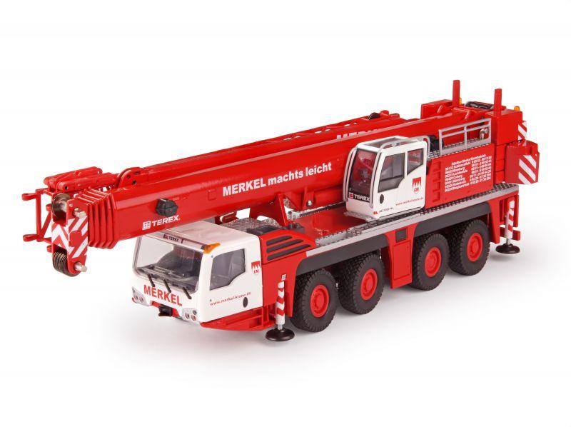 TEREX AC 100/4L Telescopic crane