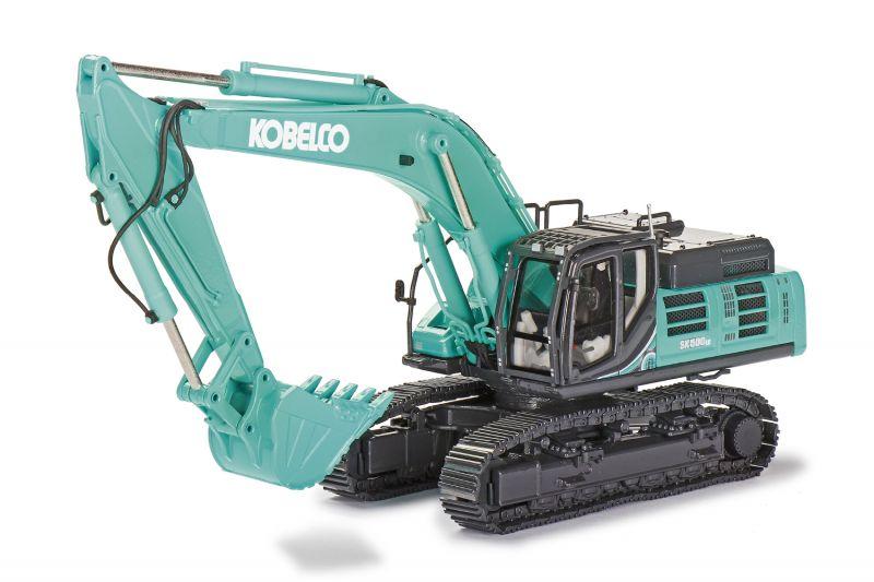 KOBELCO SK500LC-10 Crawler excavator with bucket