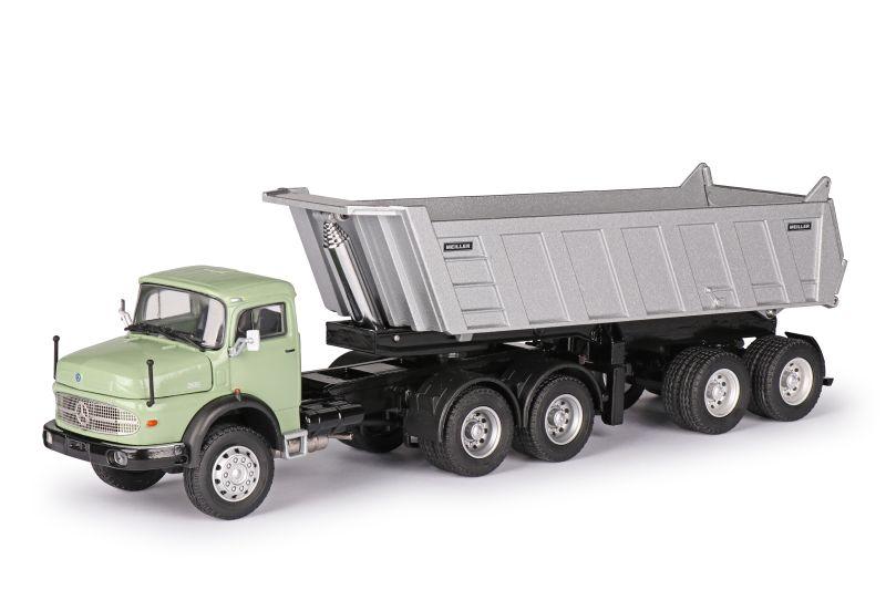 Mercedes-Benz LAS 2624 Dump truck with Meiller dumper