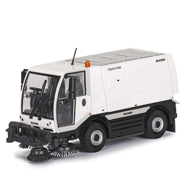 BUCHER Municipal CityCat 5006 Compact sweeper