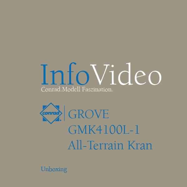 Video GROVE GMK4100L-1