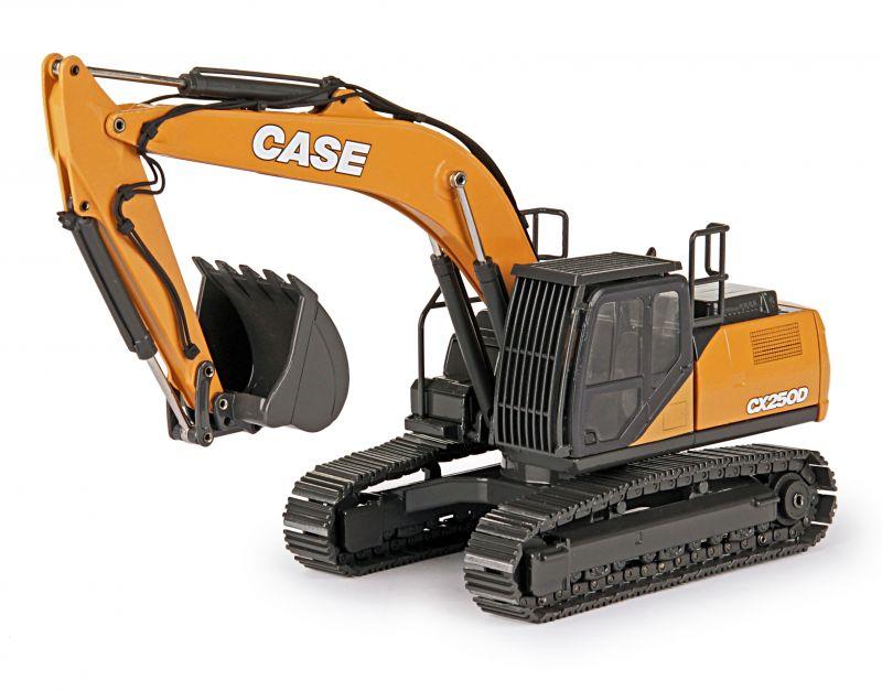 CASE CX250D Crawler excavator