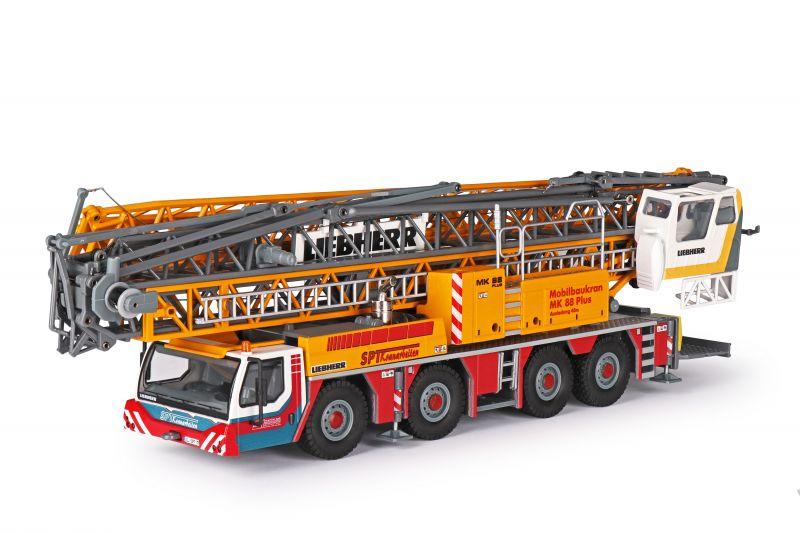 Liebherr MK 88 Mobile construction crane
