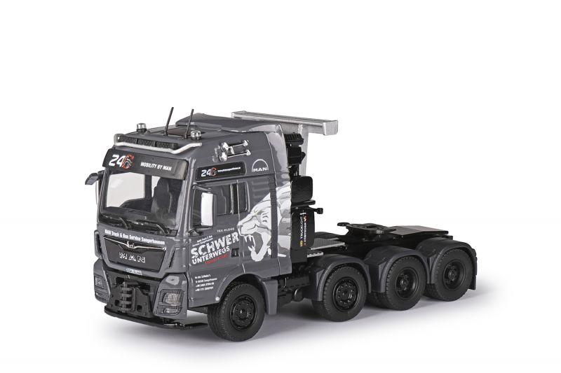 MAN TGX XXL D38 41.640 Heavy duty tractor