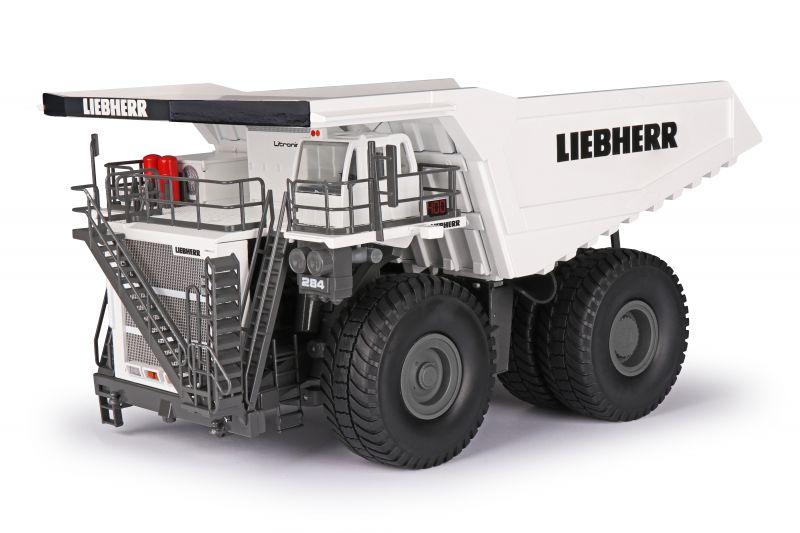 LIEBHERR T 284 Mining-Kipper