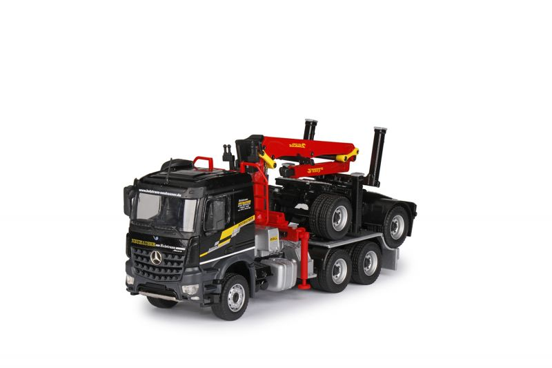DOLL Long timber loader with MERCEDES-BENZ Arocs
