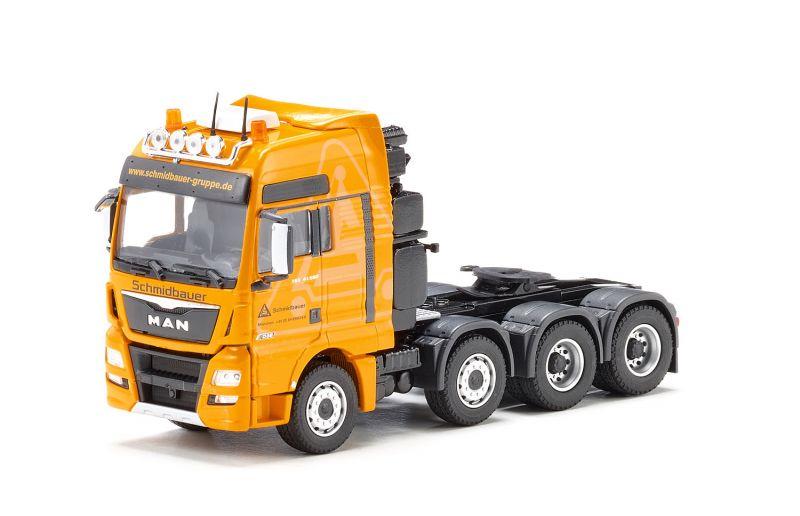 MAN TGX XXL D38 41.640 Heavy load tractor