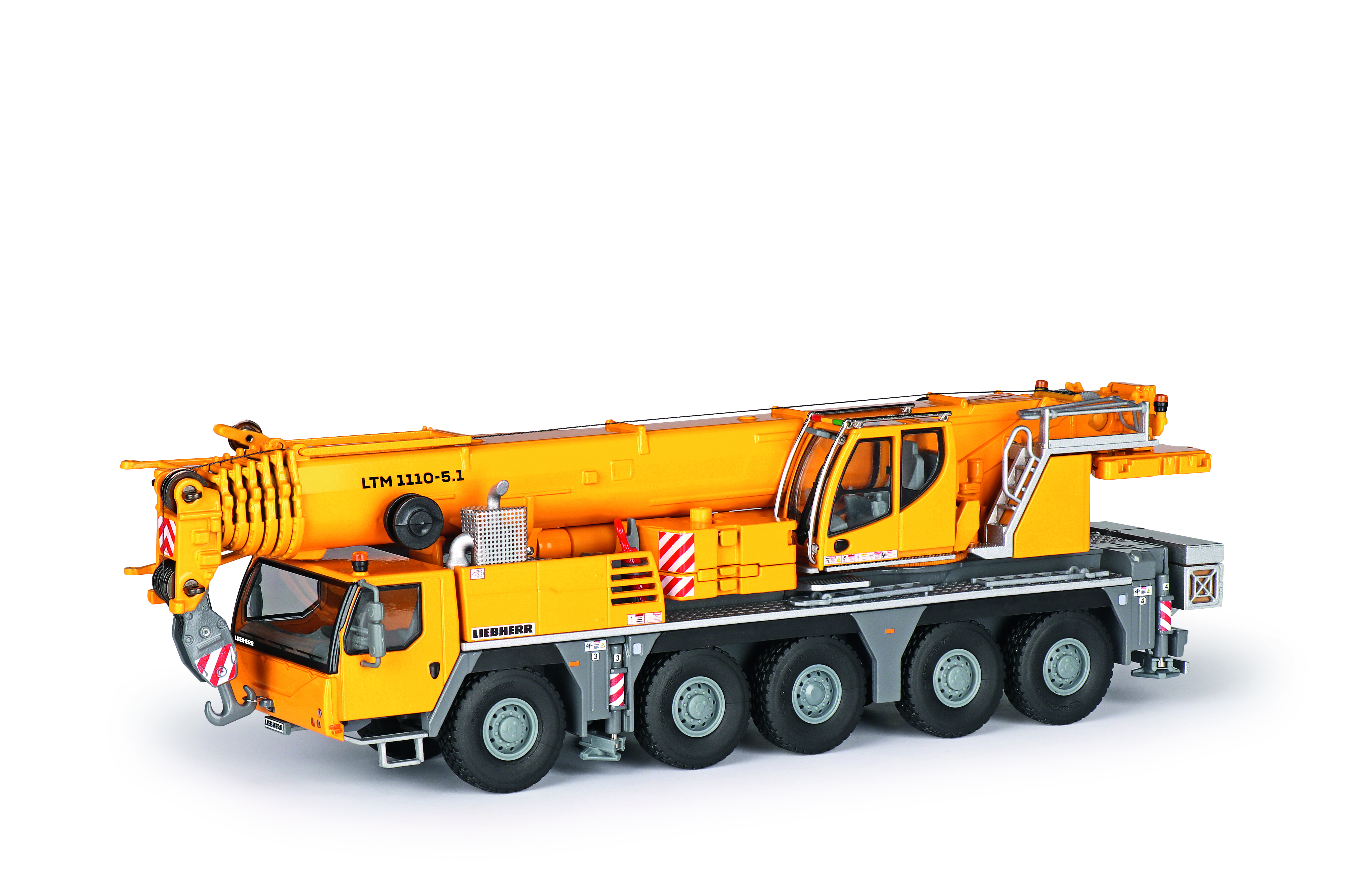 A lightweight for heavy cases - the Liebherr LTM 1110-5.1