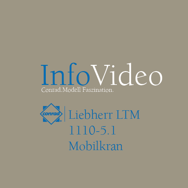 Video Presentation Liebherr LTM 1110-5.1
