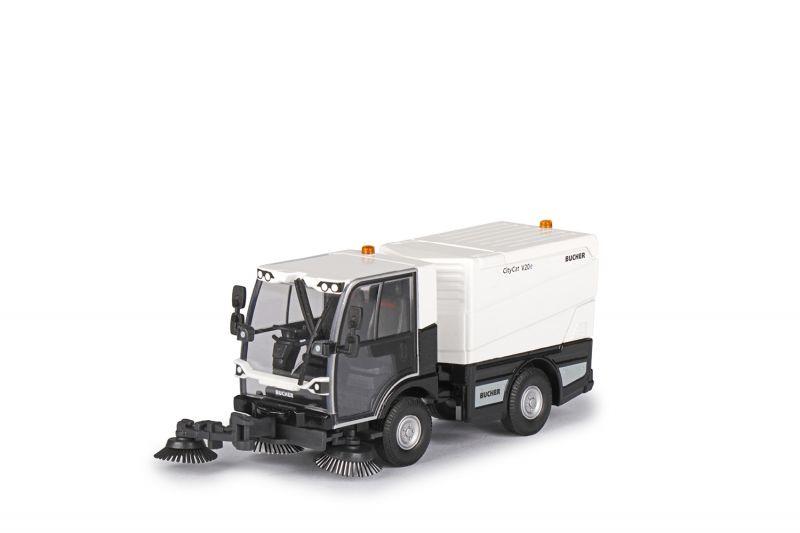 BUCHER MUNICIPAL CityCat V20 Compact Sweeper