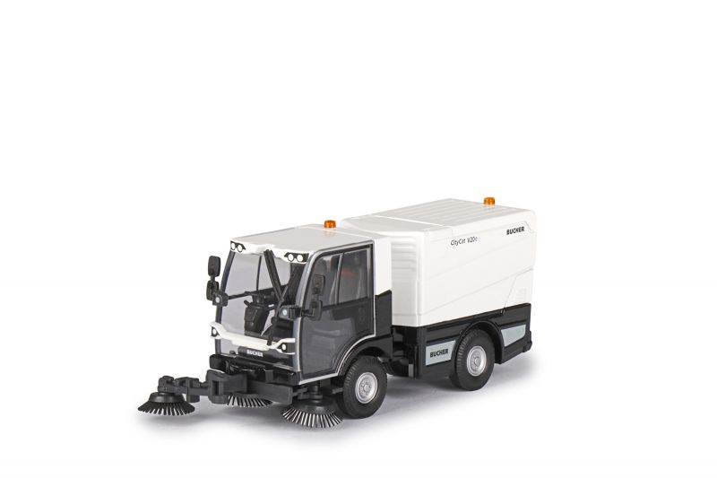 BUCHER MUNICIPAL CityCat V20 Kompaktkehrfahrzeug