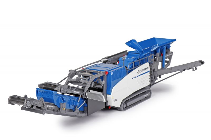 KLEEMANN MOBIREX MR 130 Z EVO2 Mobile impact crusher