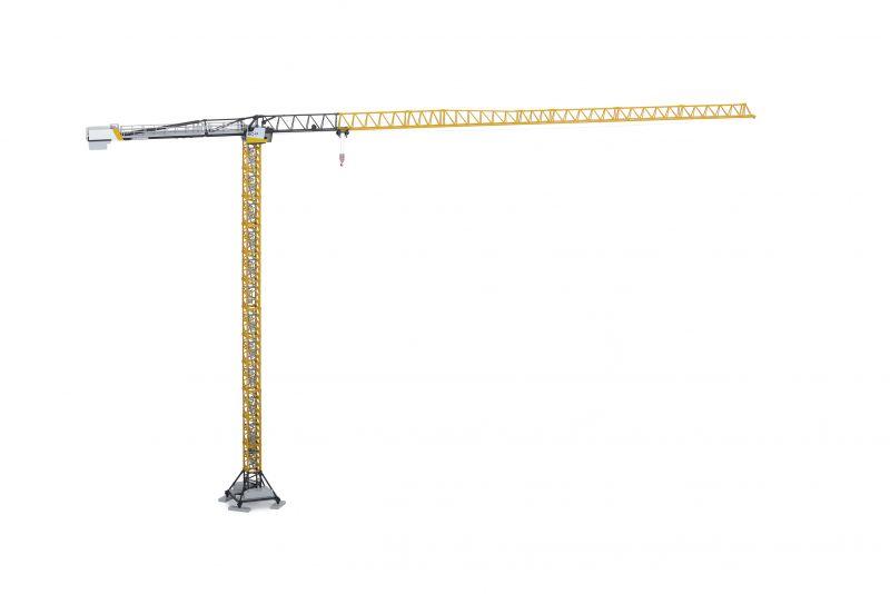 LIEBHERR 370 EC-B 12 Fibre Flat-Top-Kran